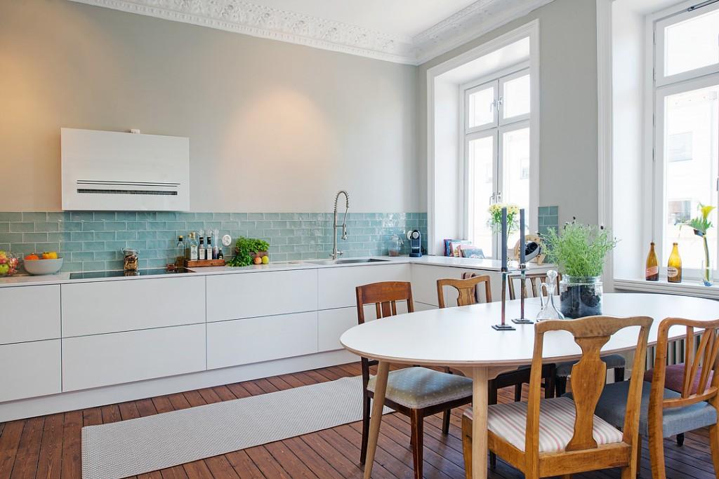 Rustico archivos objetivo a dec - Paredes de cocina sin azulejos ...