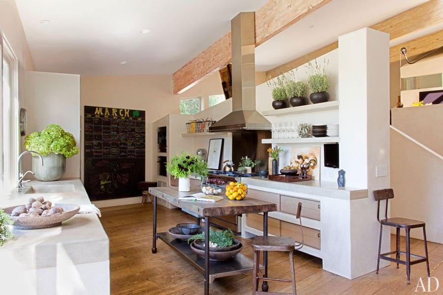 07.Casa de Patrick Dempsey-kitchen-OAD