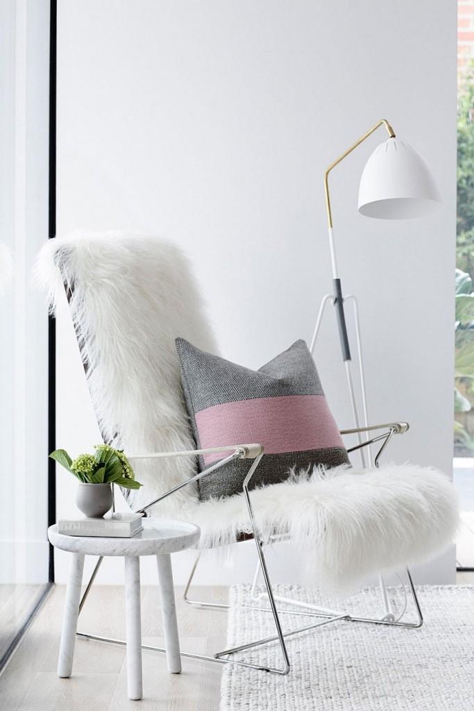 Apartamento en tonos pastel Melbourne - Rincon con encanto muy femenino