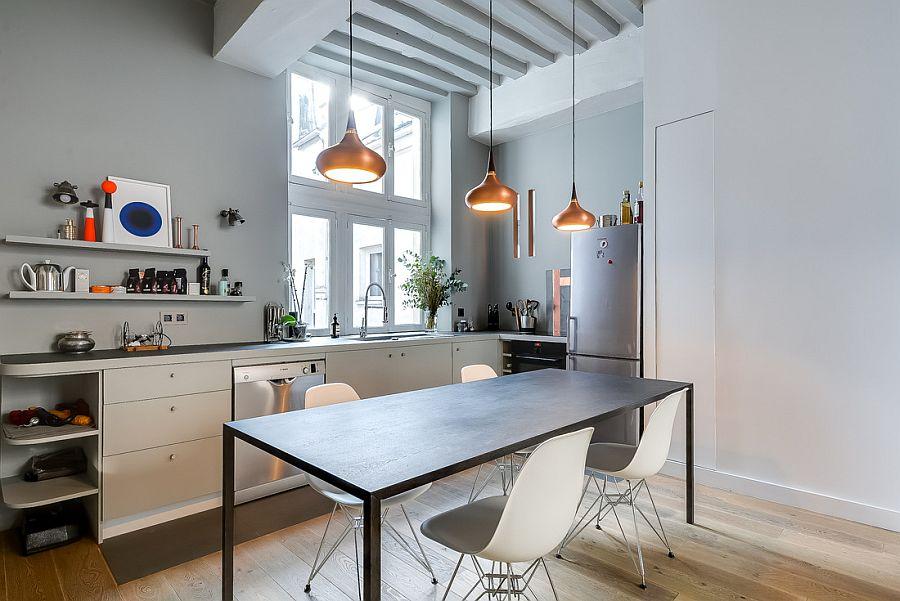 Peque o apartamento restaurado en par s for Lo ultimo en diseno de interiores