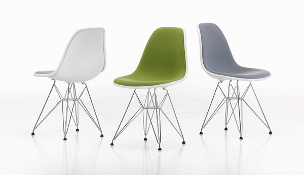 Plastic Chair Eames Vitra 3
