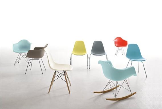 Plastic Chair Eames Vitra 4