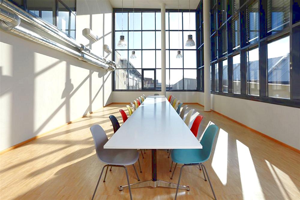Plastic Chair Eames Vitra