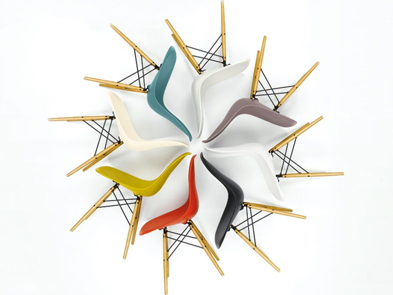 Plastic Chair Vitra