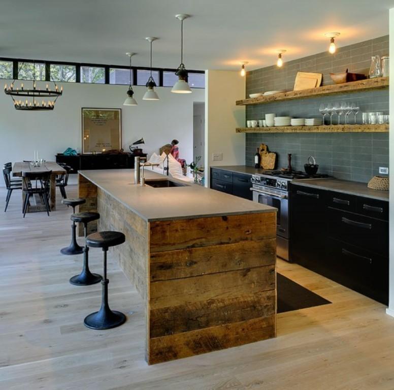 Stikwood renueva paredes y muebles con madera for Planchas de madera para paredes