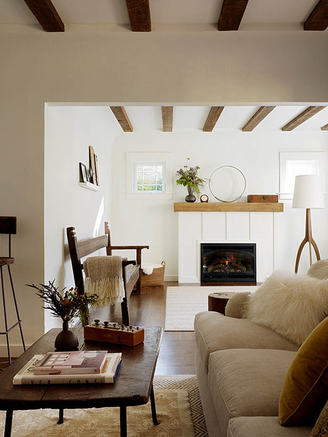 salon con chimenea (rustikchateaux)