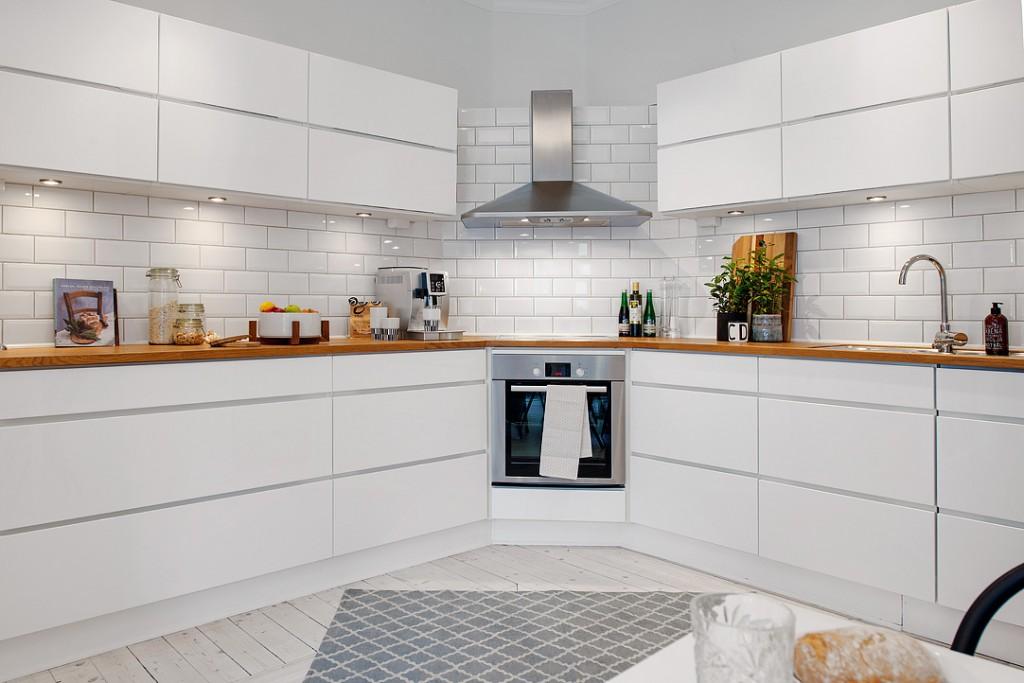 Apartamento Nordico - Cocina (2)