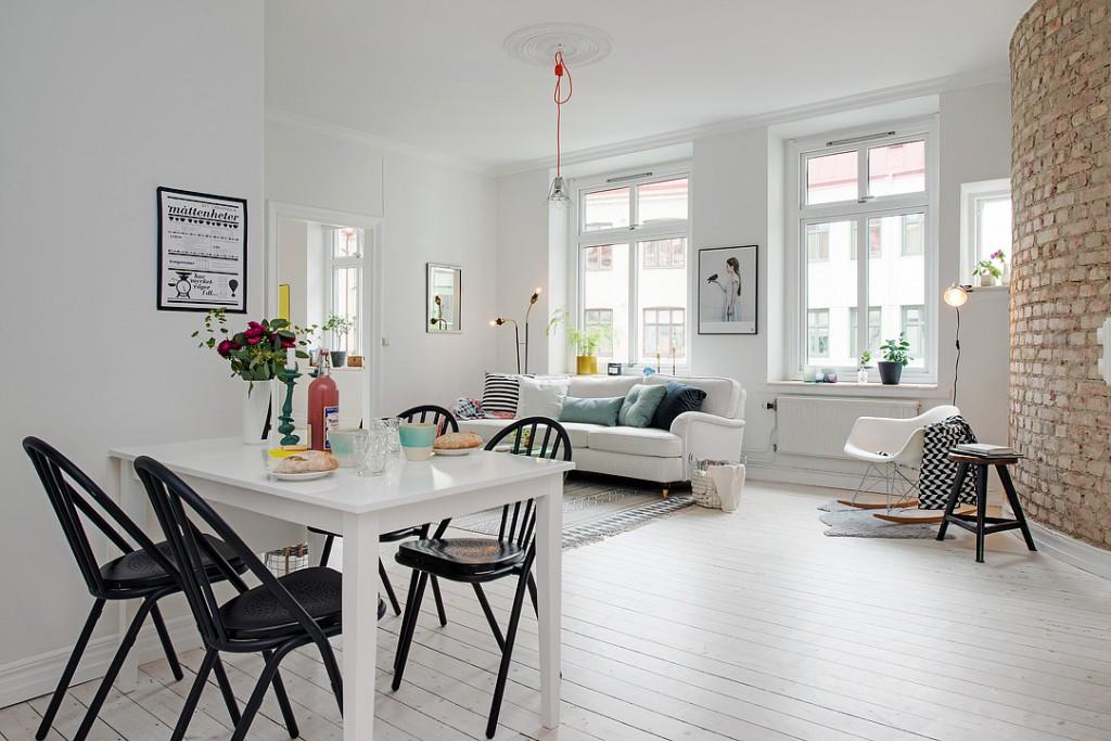 Apartamento Nordico - Comedor