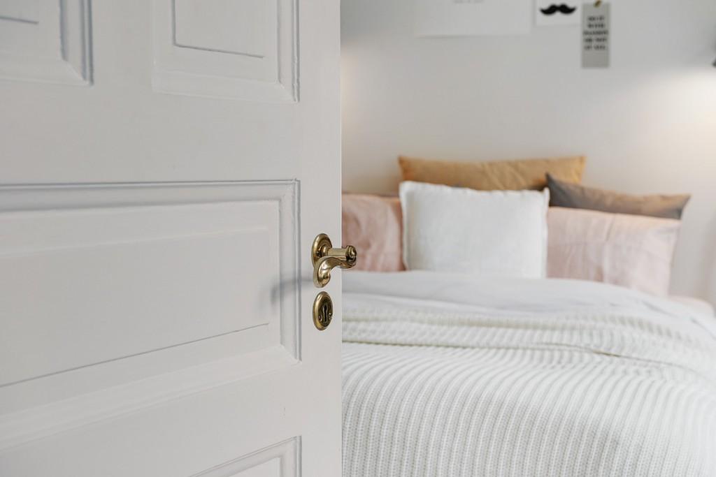 Apartamento Nordico - detalle dormitorio