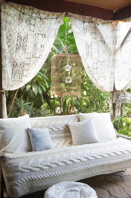 Casa Maui Pandeia - outdoor terraza