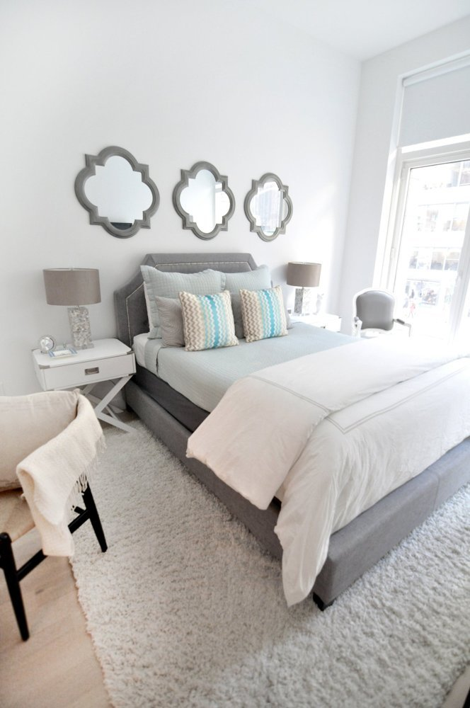 Elegante chic y sofisticado - Dormitorio 2