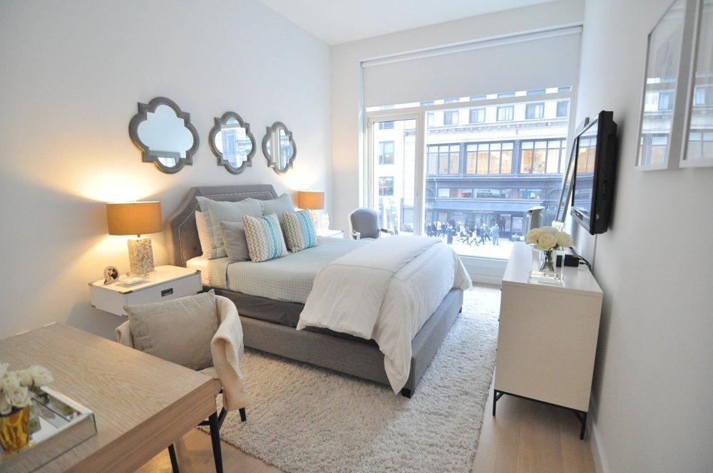 Elegante chic y sofisticado - Dormitorio