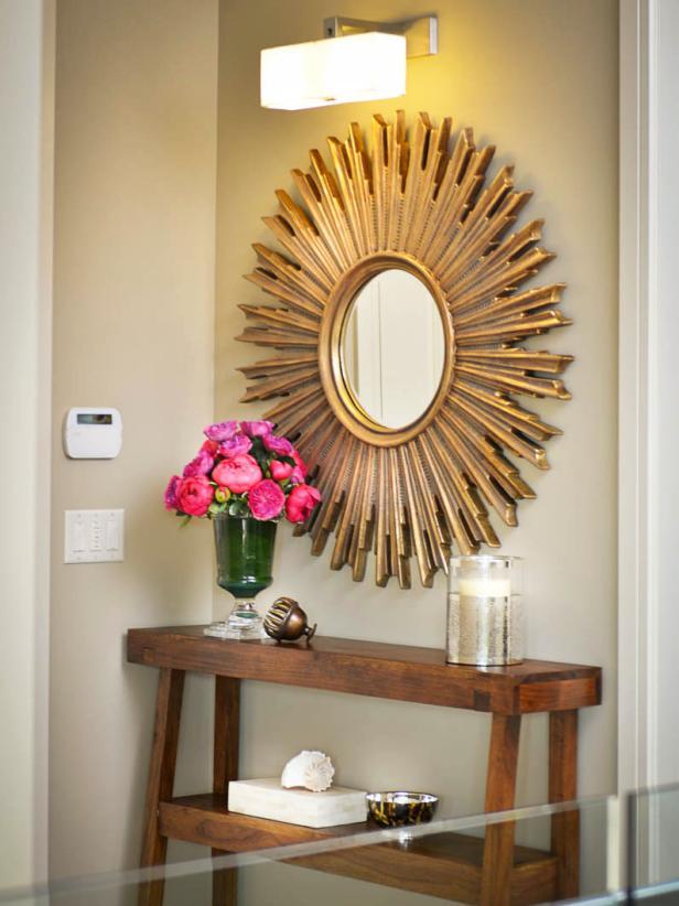 Espejito espejito decoramos con espejos de sol - Espejos recibidor ikea ...
