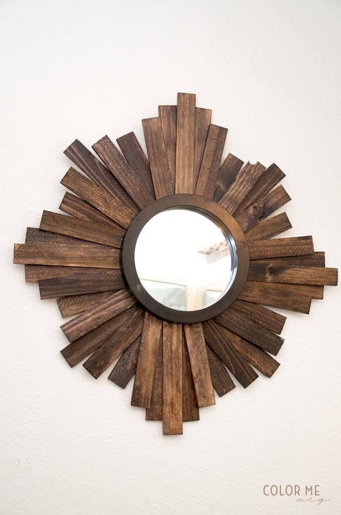Espejito espejito decoramos con espejos de sol for Espejos redondos de madera