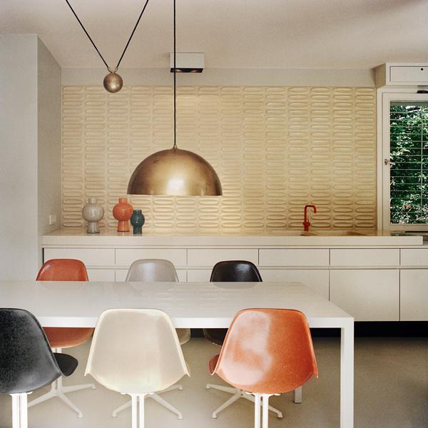 Casa retro vintage - Cocina y comedor aon aire retro vintage