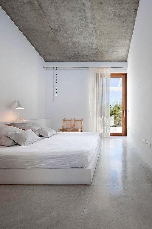 Hormigon-cemento pulido dormitorio 2