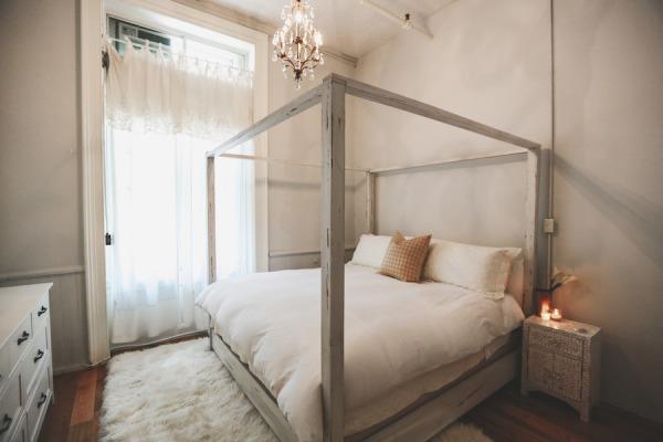Loft afrancesado en NYC - dormitorio 00