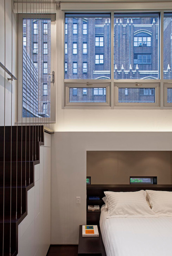 Reforma loft NYC - despues acceso terraza