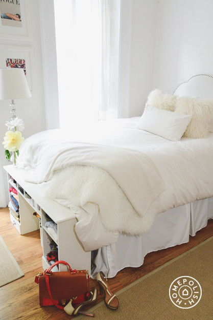 Estudio glam en NYC - dormitorio 2