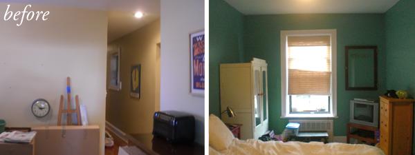 Reforma apartamento Brooklyn - Antes