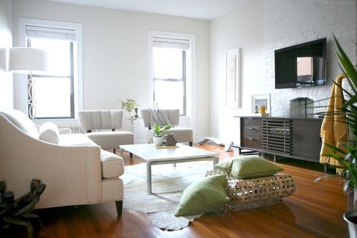 Reforma apartamento Brooklyn - Salón