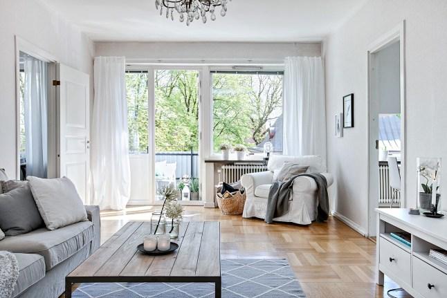 Romanticismo en blanco y azul - salon 2