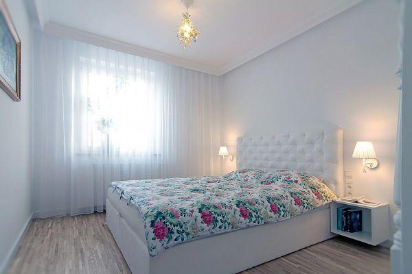 Apartamento moderno Polonia - Dormitorio_opt