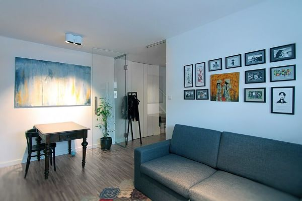 Apartamento moderno Polonia - Salon_opt