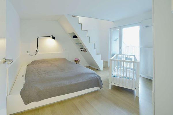 Atico en Bratislava - Dormitorio principal_opt