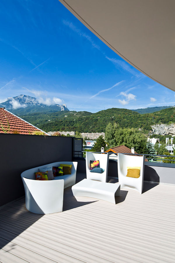 Contemporaneo en Francia - Salon - Outdoor_opt