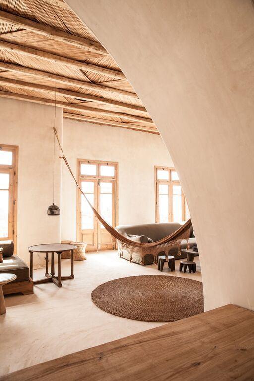 Hotel Scorpios Mykonos - hamaca detalles