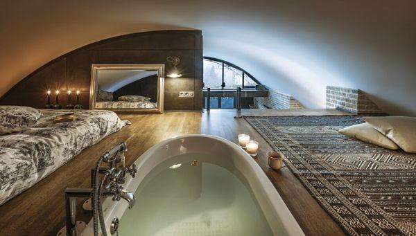 loft masculino - spa