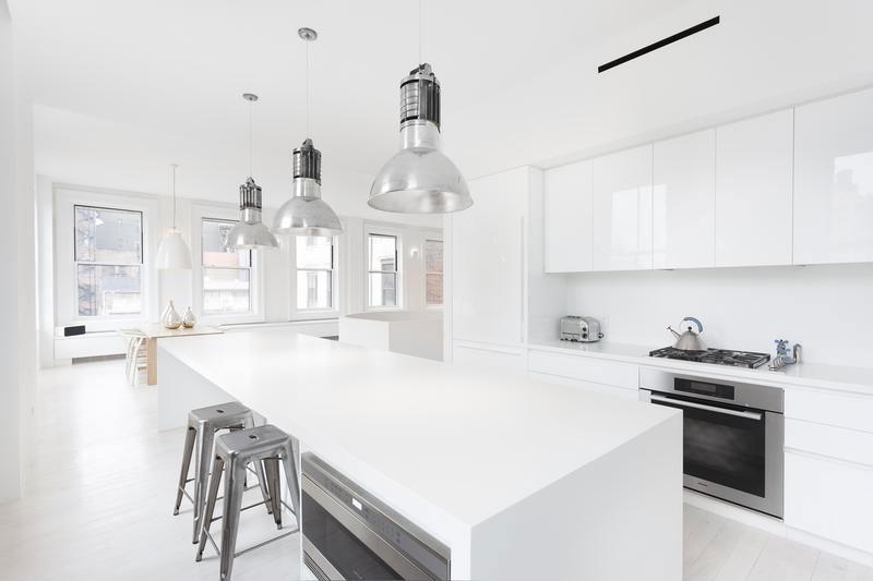 Apartamento en Flatiron - cocina