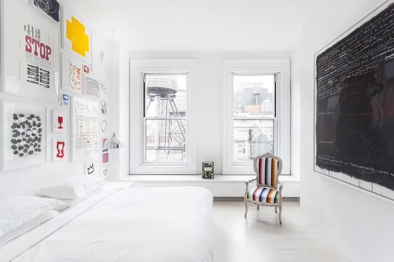 Apartamento en Flatiron - dormitorio3