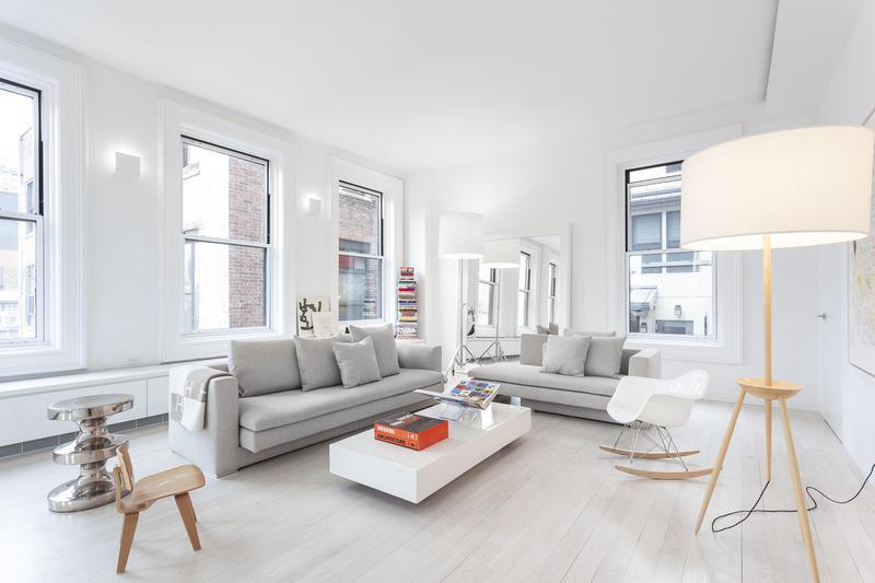 Apartamento en Flatiron - salon