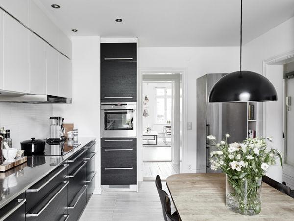 Blanco y negro - Cocina3