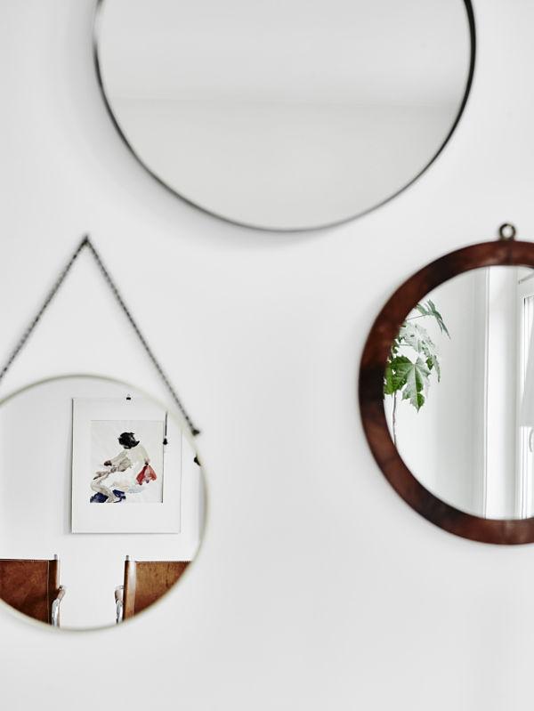 Blanco y negro - Espejos