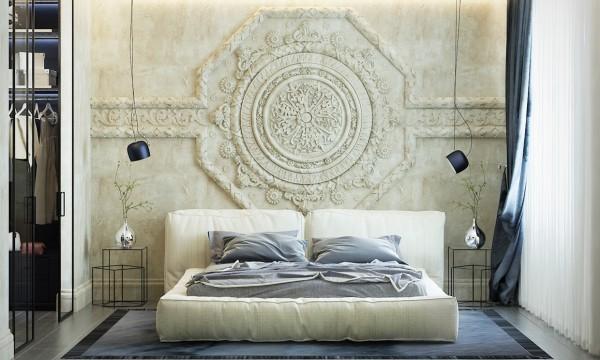Contemporaneo y clasico - dormitorio