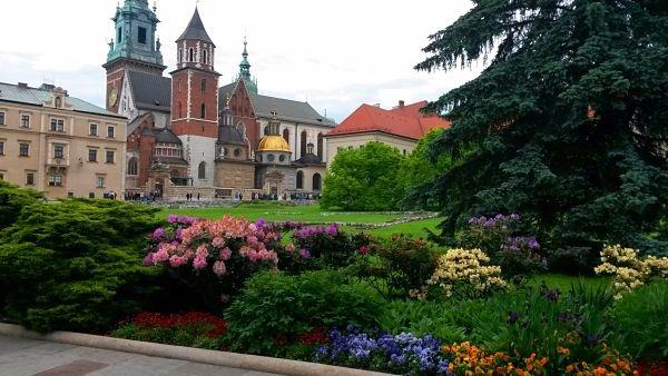 Cracovia - Castillo de wawel (2)