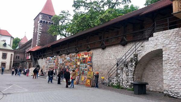 Cracovia - Muralla