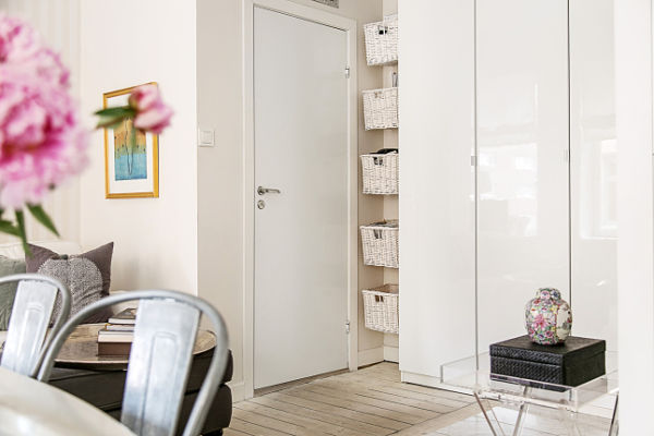 Miniapartamento Estocolmo - Entrada hall