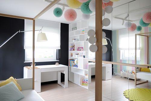 Calido minimalismo - dormitorio infantil3