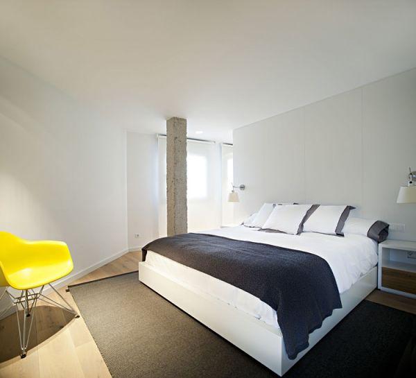 Duplex moderno - Dormitorio2