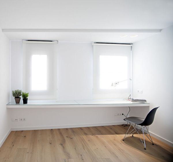Duplex moderno - Planta baja workspace