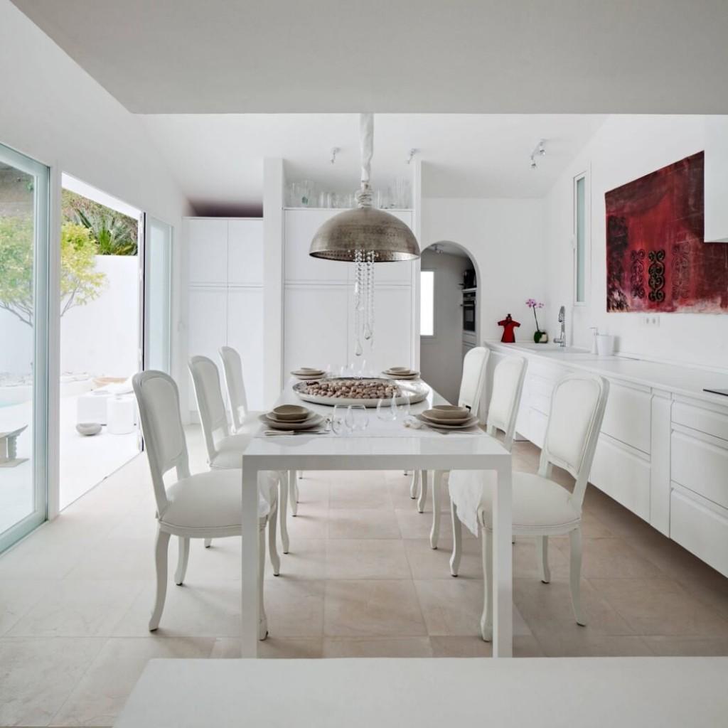 Villa Mandarina - comedor2