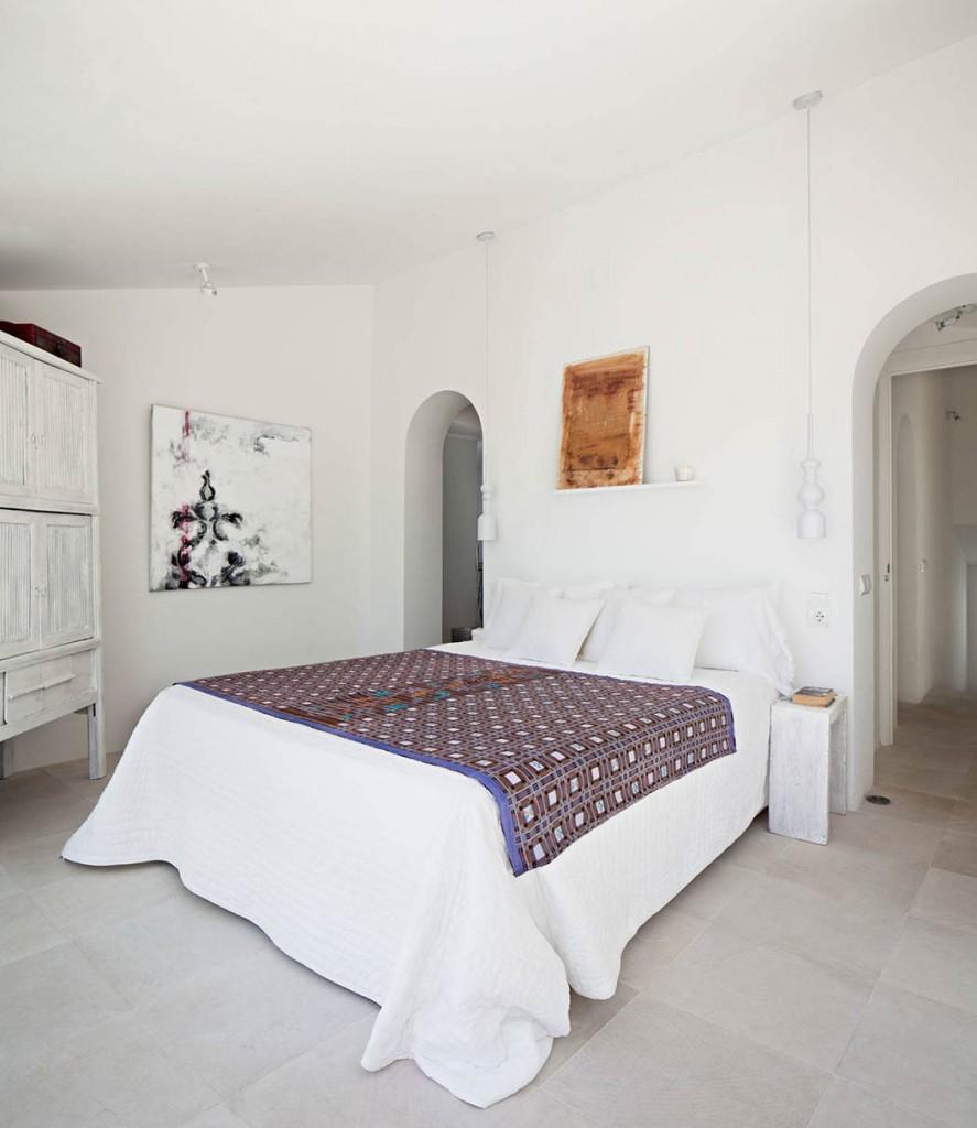 Villa Mandarina - dormitorio matrimonio2