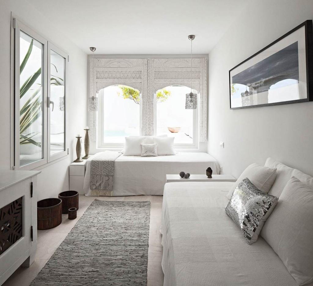 Villa Mandarina - estar o dormitorio