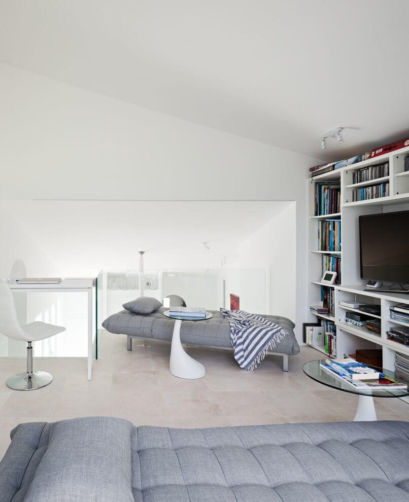 Villa Mandarina - estudio dormitorio
