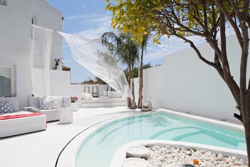 Villa Mandarina - outdoor piscina
