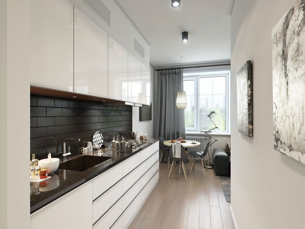 Estilo moderno - cocina